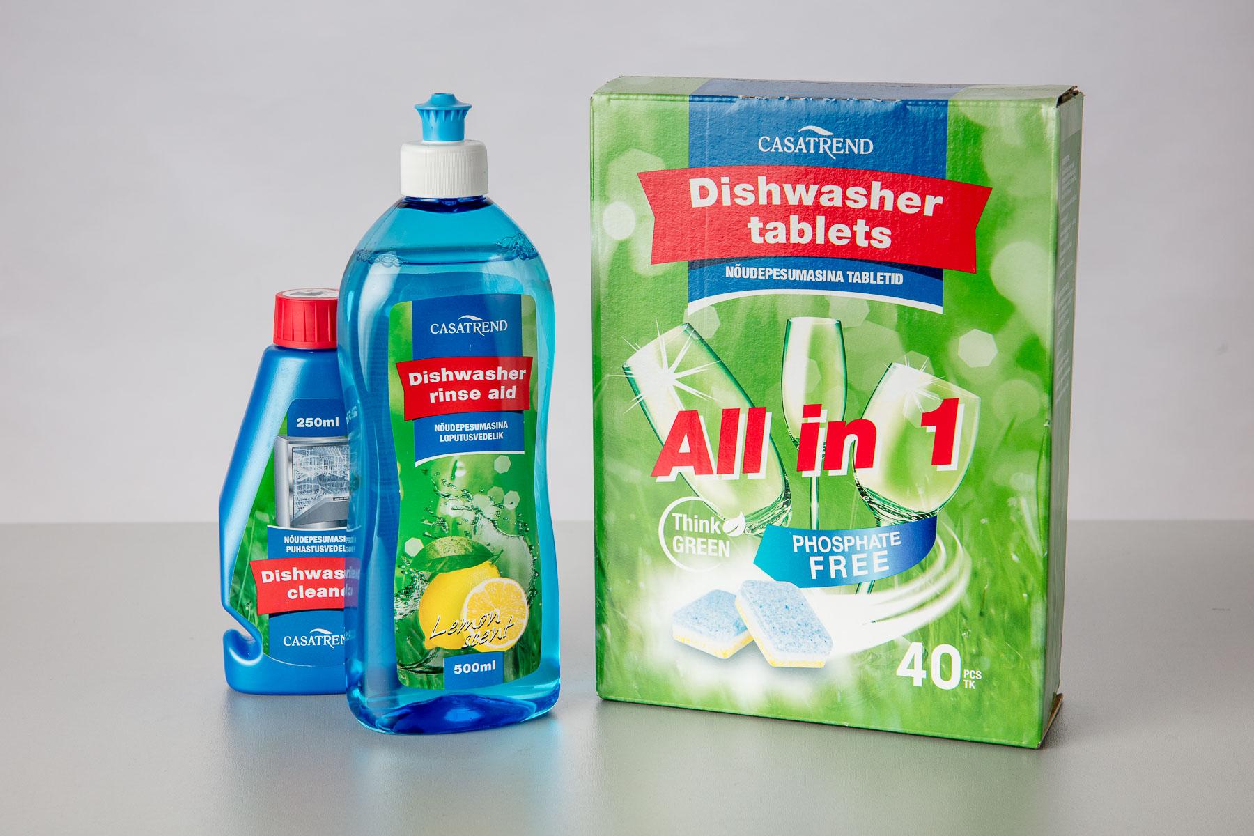 Casatrend Dishwasher tooteseeria - Ursus OÜ