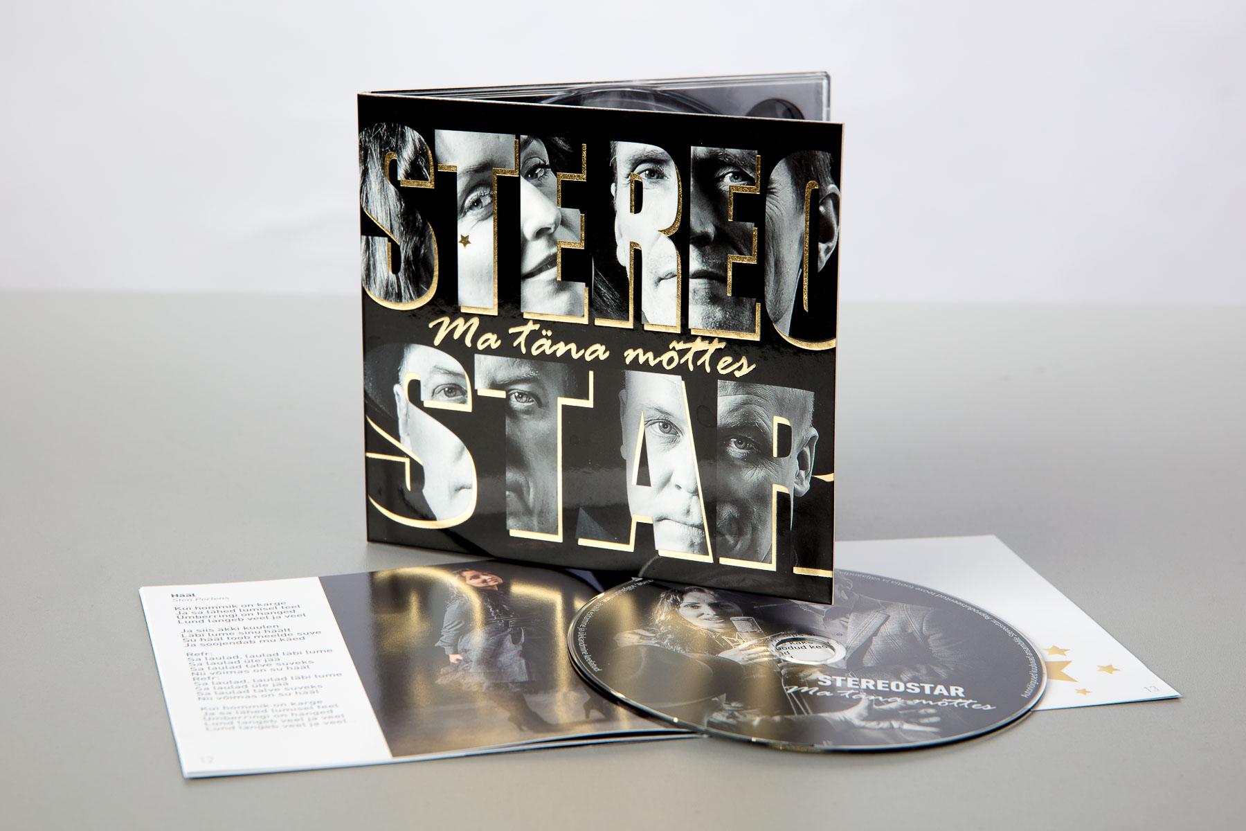 Stereo Star CD