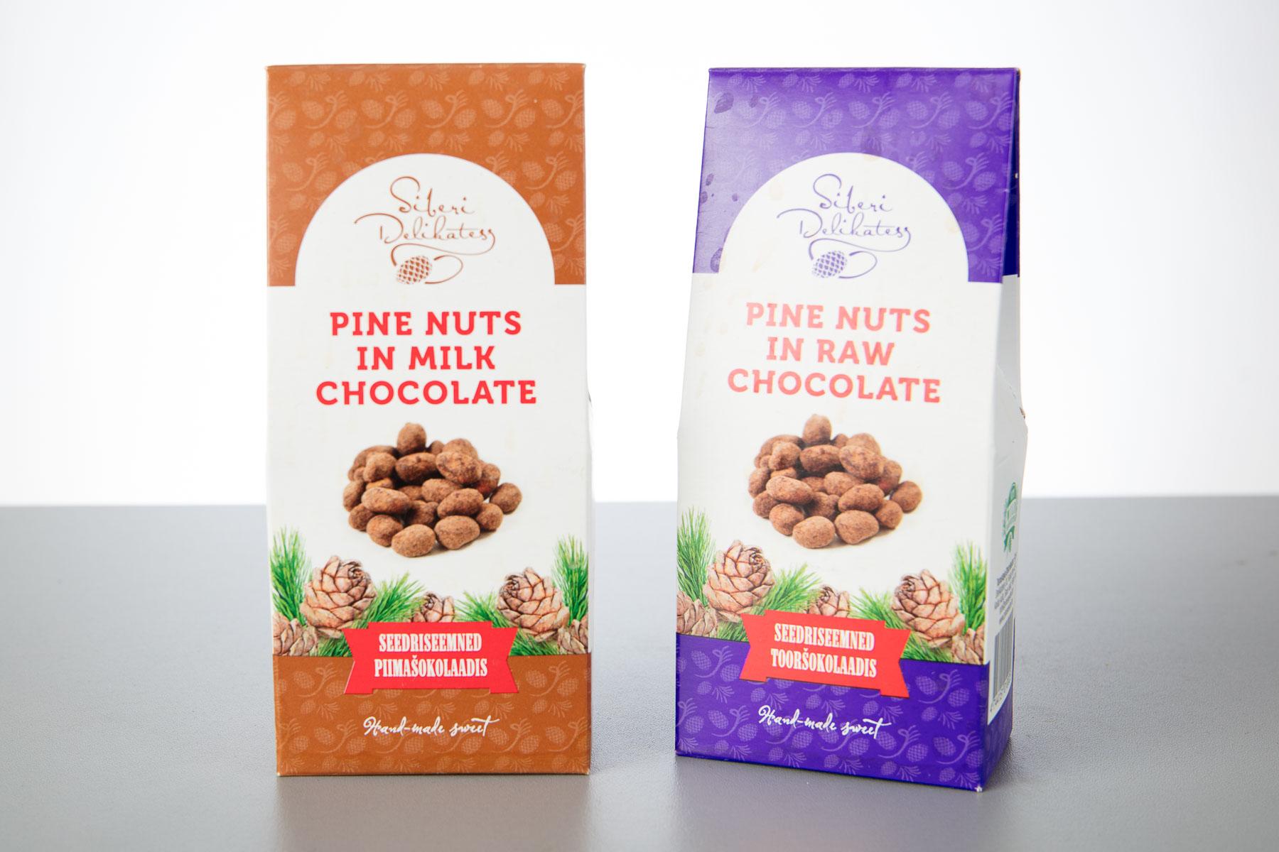 Pine Nut tooteseeria - Siberi Delikatess OÜ