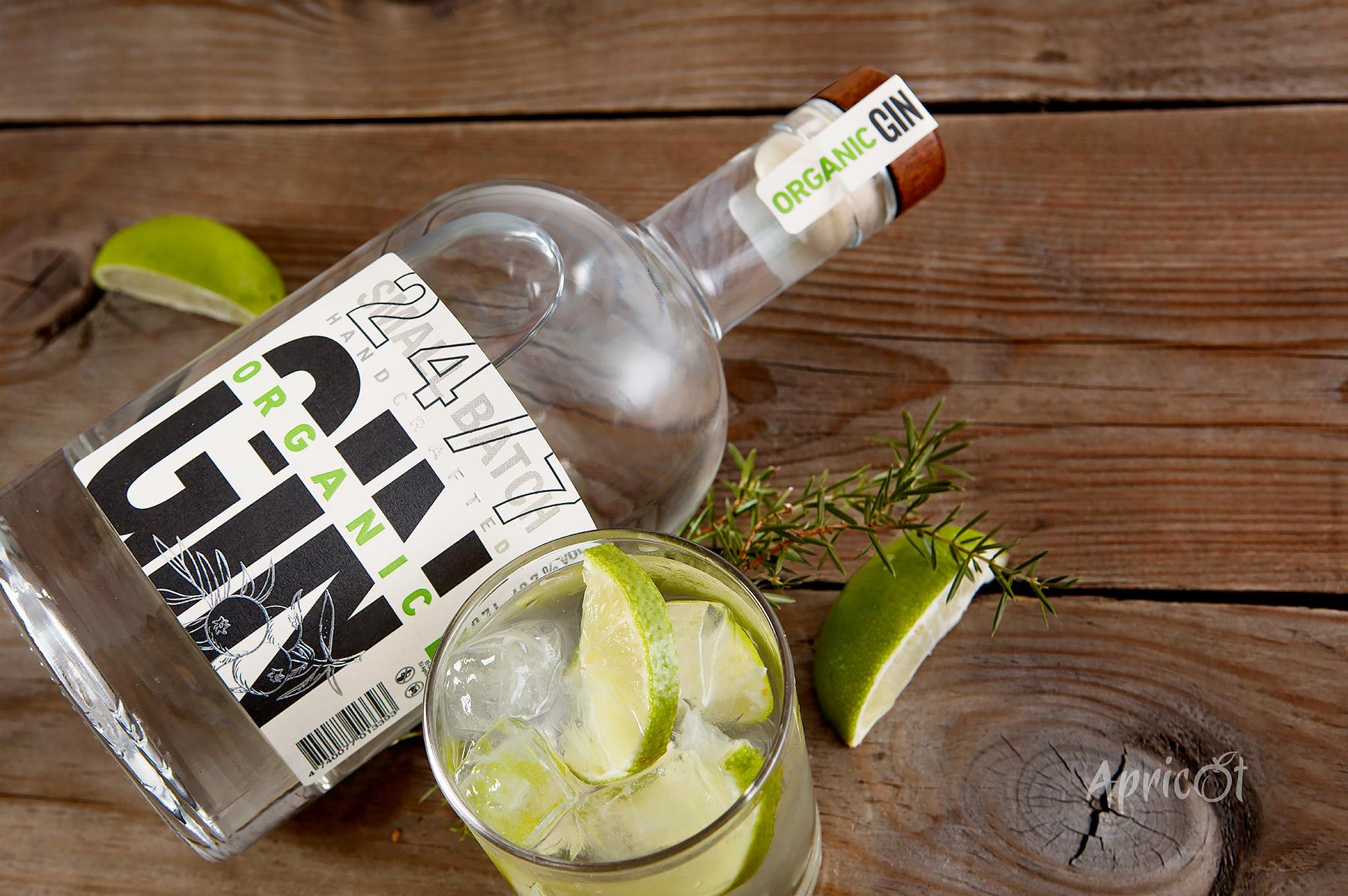 24/7 Organic Gin
