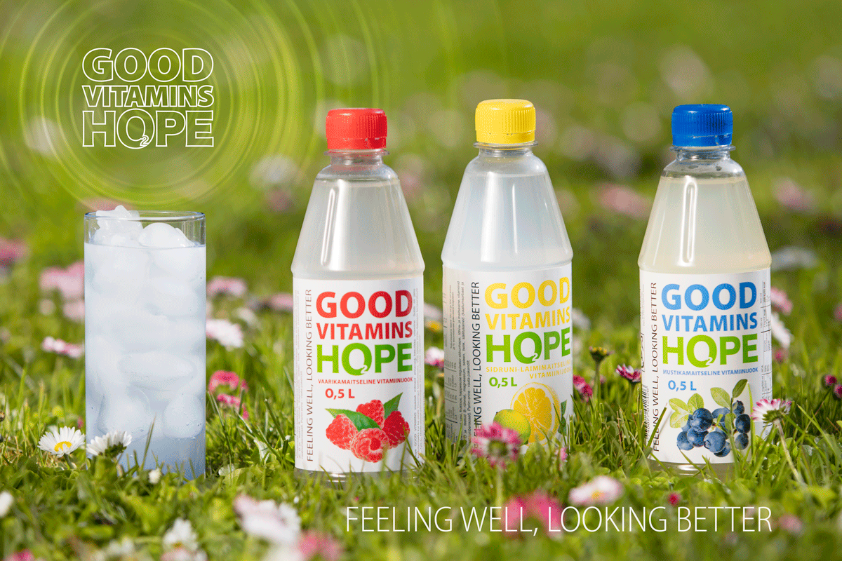 Hope Good Vitamins