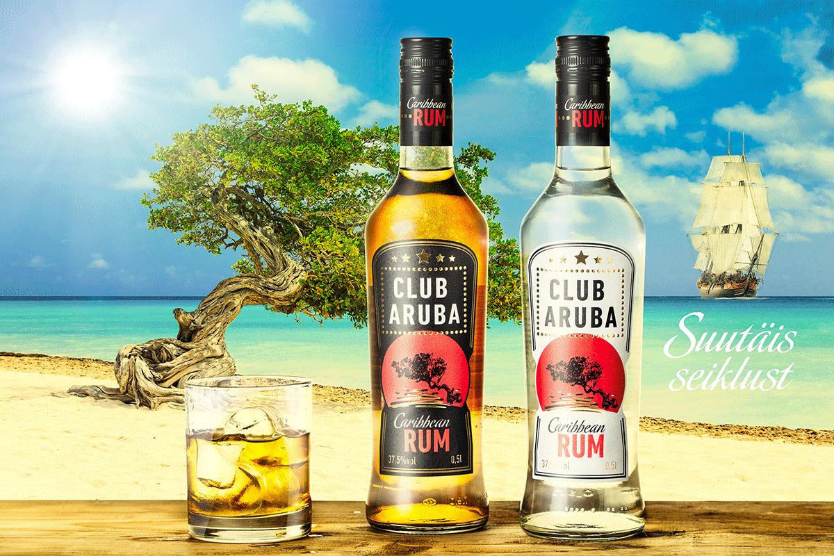 Club Aruba rum
