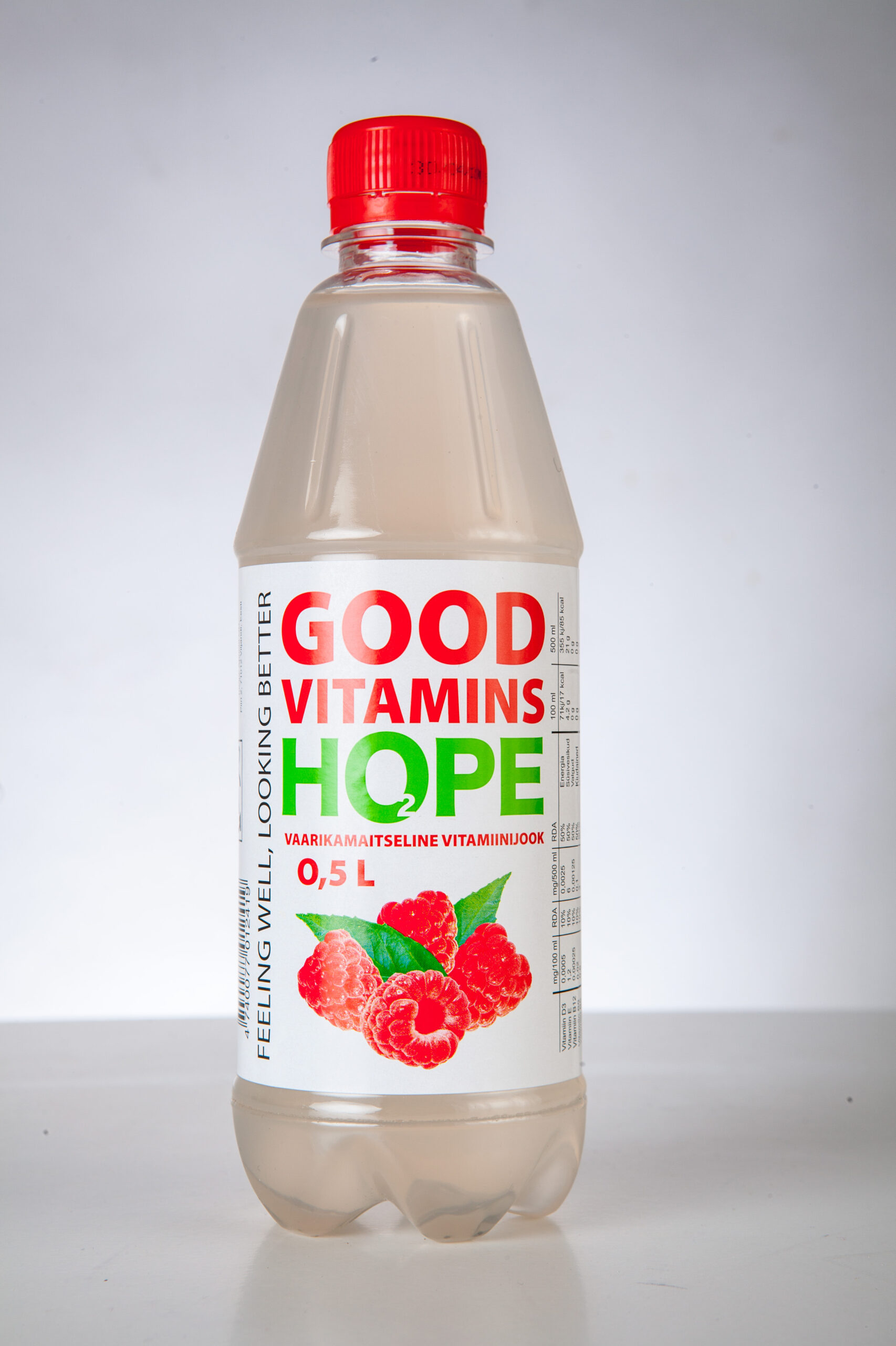 Good Vitamins Hope - Apricot OÜ